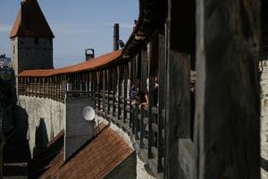 Hellemannin torni ja kaupunginmuuri Tallinna