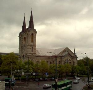 Kaarlin kirkko Tallinna