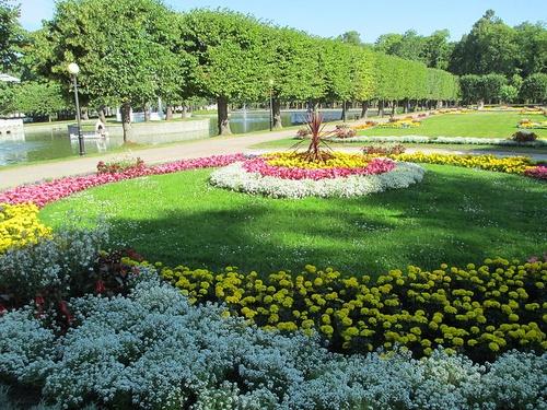 Kadriorgin puisto Tallinnassa