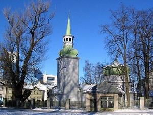 Kazanin Jumalaäidin kirkko Tallinna