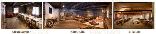 Kolu kõrts Viron ulkoilmamuseo Tallinna