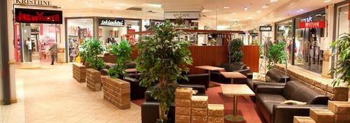 Kristiine Keskus ostoskeskus Tallinna sisätilat