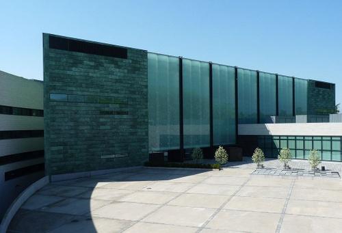 KUMU taidemuseo rakennus Tallinna