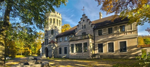 Maarjamäen linna Tallinna