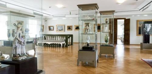 Mikkelin museo Tallinna sisätilat