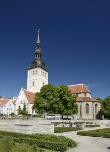 Nigulisten museo - Nikolainkirkko Tallinna
