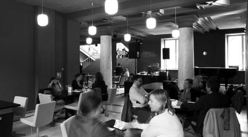NO99 teatterikahvila-ravintola Tallinna