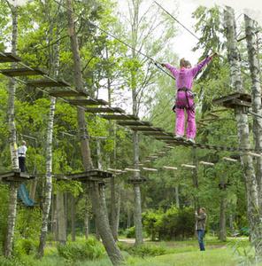 Nõmmen seikkailupuisto Tallinna