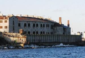 Patarei merilinnoitus Tallinna Kalamaja