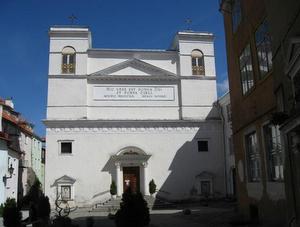 Pietarin ja Paavalin kirkko Tallinna