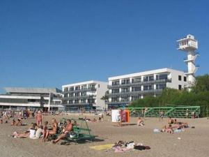 Piritan rannan rakennuksia Tallinna