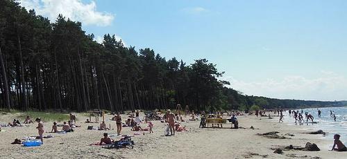 Piritan ranta Tallinna