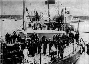 Russalka sotalaiva Tallinna