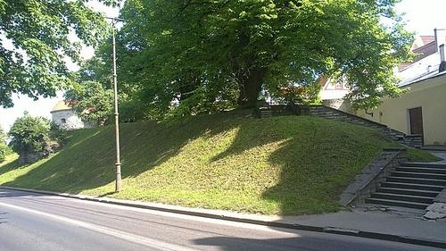 Skoonen bastionin puisto Rannamägi Tallinna