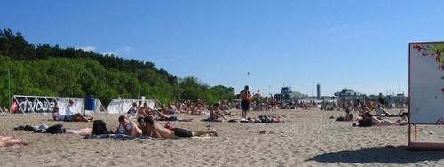 Tallinnan Piritan uimaranta