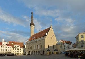 Tallinnan raatihuone vanhakaupunki