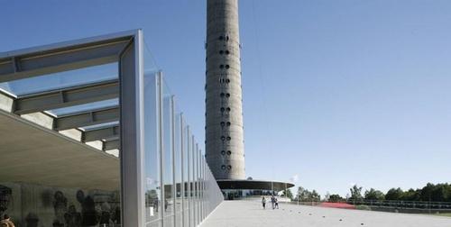 Tallinnan TV torni pohjataso
