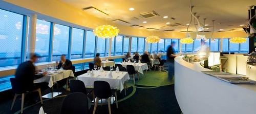 Tallinnan TV tornin kahvila-ravintola