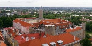 Toompean linna Tallinna