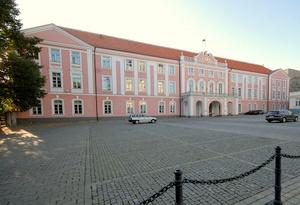 Toompean palatsi Tallinna