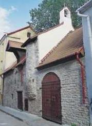Ukrainalainen kreikkalaiskatolinen kirkko Tallinna