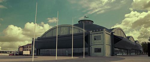 Viron merenkulkumuseo Lentosataman hangaarit Tallinna