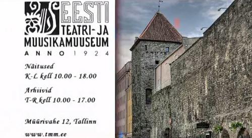 Viron teatteri-ja musiikkimuseo Tallinnassa