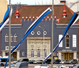Viron venäläinen teatteri Tallinna