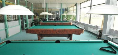 Al Mare Bowling biljardisali Tallinna