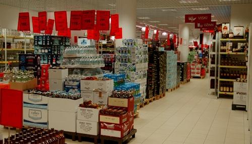 Alkopörssi myymälä Tallinna