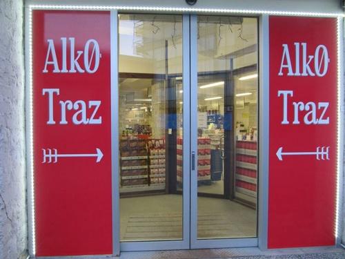 AlkoTraz viinakauppa Tallinna