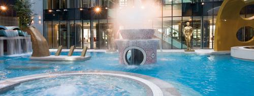 Aqua Spa Tallink Spa & Conference Hotel Tallinna