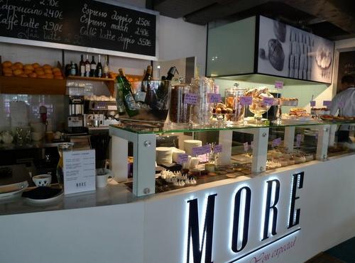 Cafe More kahvila Tallinna
