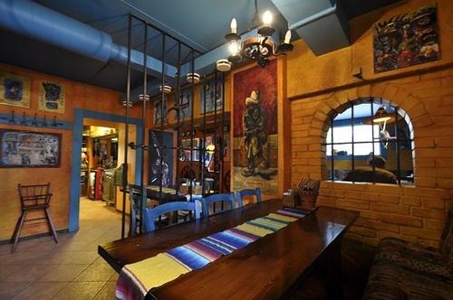 Cantina Carramba meksikolainen ravintola Tallinna