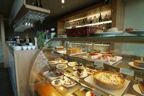 Fahle kahvila-ravintola Tallinna