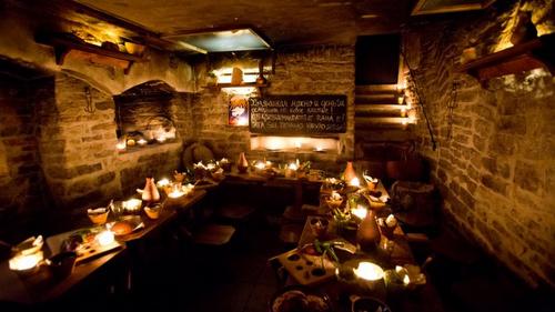 Kolmas Draakon pub Tallinna