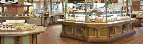 Lido pikaruokaravintola Tallinna