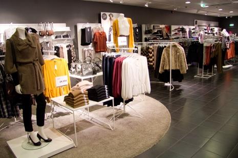 Lindex Ülemiste Keskus myymälä Tallinna