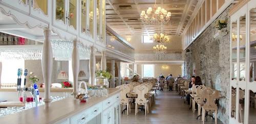 Masha venäläinen ravintola Tallinna
