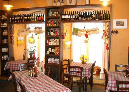 Osteria il Gallo Nero viinibaari Tallinna