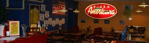 Pizza Americana pikaruokaravintola Tallinna