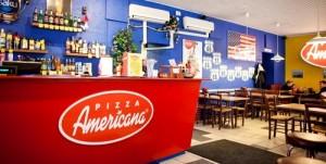 Pizza Americana pizzeria Tallinna
