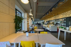 Reval Cafe Telliskivi Tallinna