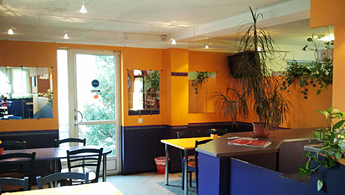 Tiina Pizza Mustamäe pizzeria Tallinnassa