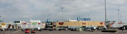 Ülemiste Keskus kauppakeskus Tallinna