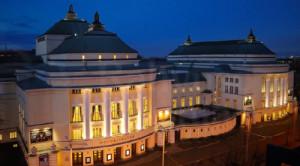 Viron kansallisooppera Estonia Tallinna