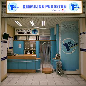 1a Clean Keemiline Puhastus Kristiine Keskus Tallinna