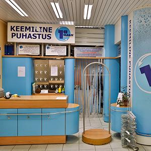 1a Clean Keemiline Puhastus Tallinna