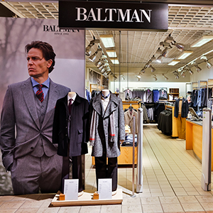 Baltman Kristiine Keskus Tallinna