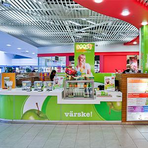 Boost Juice Bar Rocca al Mare Tallinna